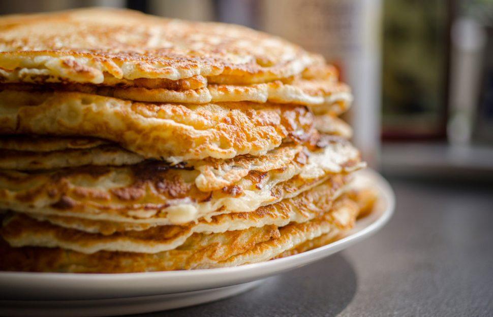 ricetta pancake proteico